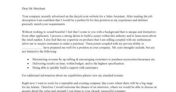 auto dealer sales manager job cover letter sales manager
