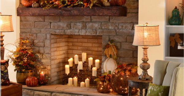 Kirklands decor yes please fall decorating pinterest