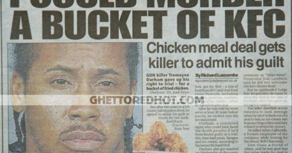 Kfc Bucket Funny: I Could Murder A Bucket Of KFC