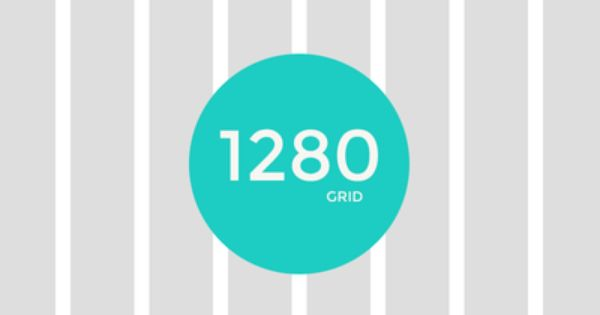 Free 1280px Grid System Template Psd Titanui Web Design Quotes Grid Web Design Grid System