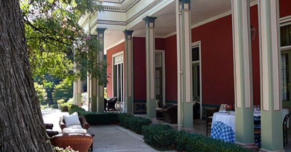 Hotel Casa Real De Vina Santa Rita Hoteles En Chile Casas