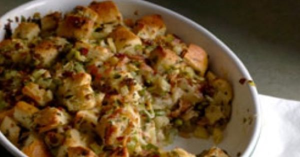 Stuffing, Stuffing recipes and Vegetarian recipes on Pinterest