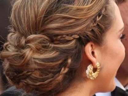 formal up do's | Updo Hairstyles For Backless Dress Updo Hairstyles For