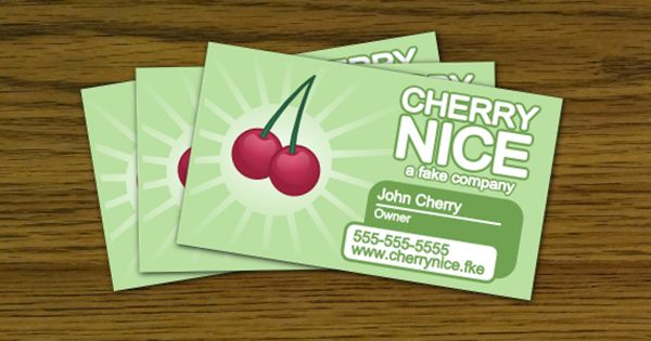 Design A Trendy Business Card In Inkscape Org Worldlabel Blog Trendy Business Cards Business Card Tutorial Diy Business Cards