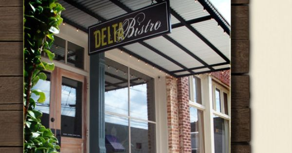 Greenwood Ms Delta Bistro S Executive Chef And Owner Taylor Bowen Ricketts Crafts Such Dishes As Black E Blackened Catfish My Home University Of Mississippi