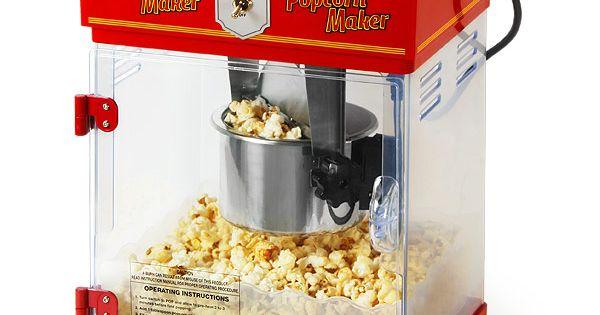 Tabletop Popcorn Machine Treats Ultimatetailgate