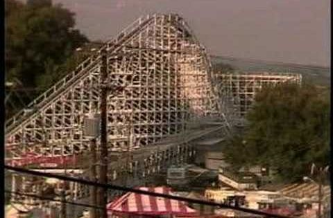 Fair Park Nashville Tn The People In This Video Talk About What Was There In The 50s And 60s But It Nashville Music City Nashville Wooden Roller Coaster