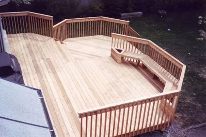 The Greatest Guide To Composite Wood Decking