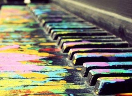 piano art music