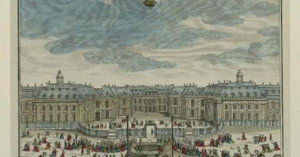 Exp riences des fr res montgolfier versailles le 19 septembre 1783 ch teau de versailles - Residence grand siecle versailles ...