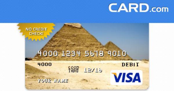 Card Com A Prepaid Self Designed Debit Reloadable Card Prepaid Credit Card Prepaid Card Debit