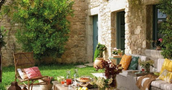 Porches con encanto galer a pinterest porches y terrazas - Porches con encanto ...