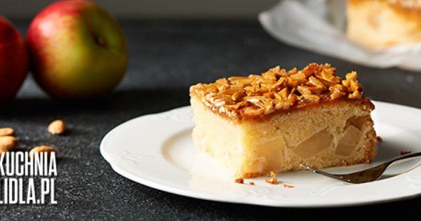 Maslane Ciasto Z Jablkami I Migdalami Przepis Recipe Desserts Food Sweet