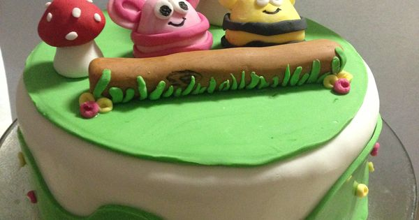 Didi and B first birthday cake Cakes Pinterest ...