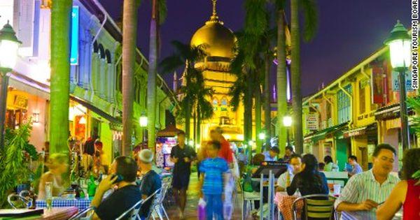 Arab Street Singapore S Longtime Creative Hub Singapore Travel Singapore City Holiday In Singapore