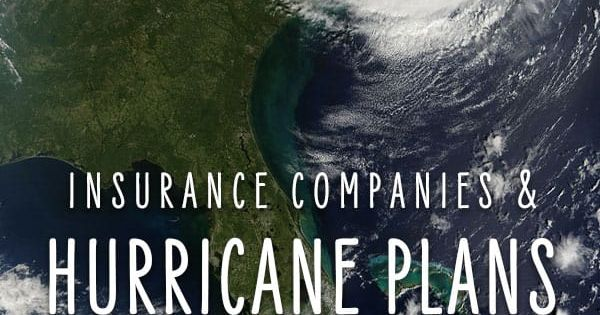 Making A Hurricane Plan For Your Insurer How To Plan Living On