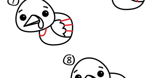 How To Draw A Cartoon Turkey - Art For Kids Hub ...