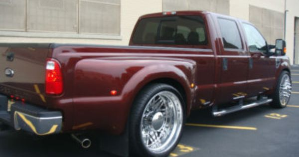 Ford Dually Dually Trucks Lowrider Trucks Trucks Only