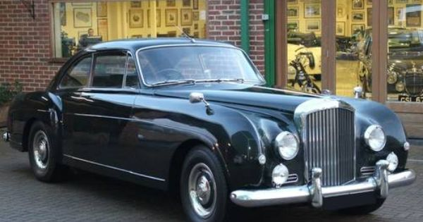 Bentley Series 1 Continental Fastback 1956 The Classic Car Feed Classic And Antique Cars Doyoulikevin Bentley Car Antique Cars Bentley Continental