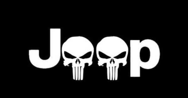 Jeep Skull Logo Google Search Jeep Decals Jeep Jeep Wrangler Jk Mods