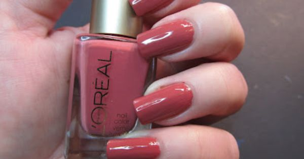 L'oreal Paris Nail Polish in the color Spice Things Up | Products ...