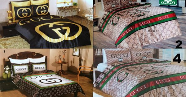 Gucci Bedding Bedspread Bed Home I Just Love