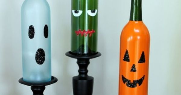 pinterest wine bottles creative things to do with empty