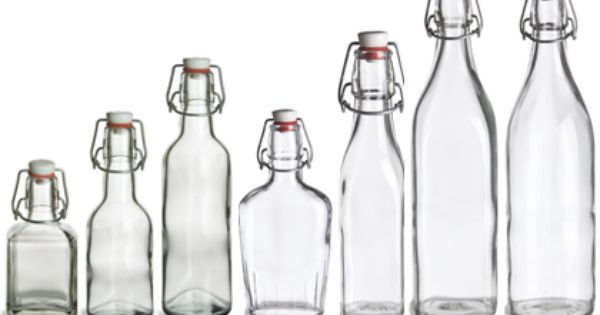 Best and cheapest place to find all kinds of glass bottles -