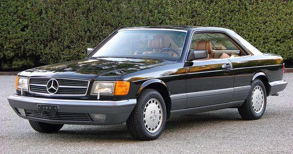 1990 Mercedes Benz 560sec Luxury Coupe Mercedes Benz Coupe Mercedes Benz 500 Mercedes Benz Maybach