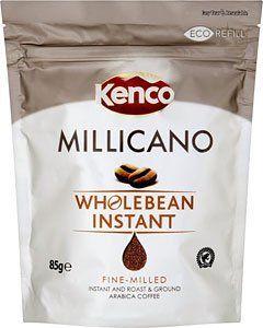 Kenco Millicano Whole Bean Instant Coffee 85g Continue To