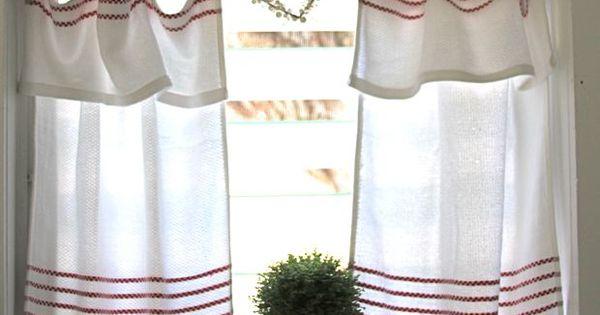 idee f r k chenfenster gardinen vorh nge pinterest. Black Bedroom Furniture Sets. Home Design Ideas