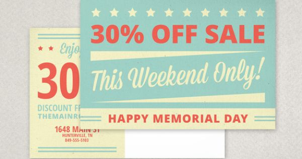 memorial day sales technology