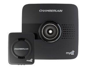 Chamberlain Myq G0201 Myq Garage Controls Your Garage Door Opener With Your Smartphone Garage Automation Prod Garage Door Sensor Smart Garage Door Opener Myq