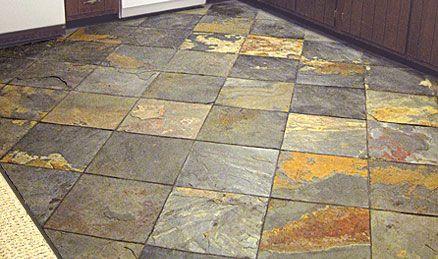 slate flooring slate tile floor