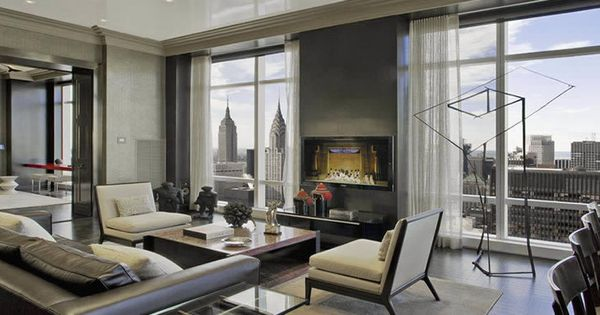 for New york city luxury apartments