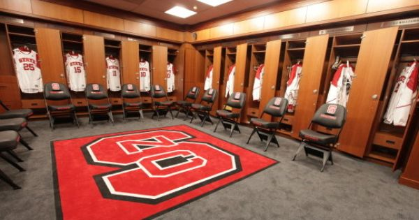 Nc State University Official Athletic Site Facilities Nc State Basketball Basketball Design Nc State