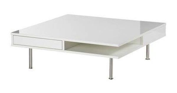 Stolik Ikea Wysoki Polysk 95x95 6706899334 Oficjalne Archiwum Allegro Ikea Coffee Table Ikea White Coffee Table Coffee Table