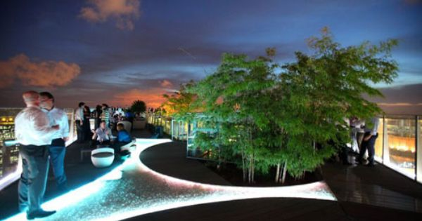 1 Altitude Gallery Bar Rooftop Garden Rooftop Bar Roof Garden