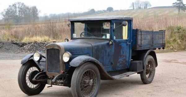 Austin 16 6 Pick Up 1929 Classic Cars British Vintage Trucks
