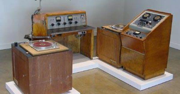 Old Fashioned Radio Broadcast Station Radio Station Fashion Radio Old Radios