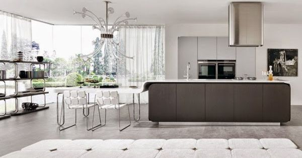 Modular Kitchen Design Is Incomplete Without Proper Garnishing Of - The most common appliances in modular kitchens are ovens with