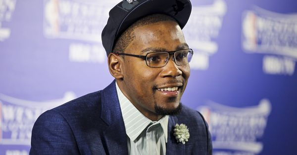 Kevin Durant Hipster Kevin Durant, sn...