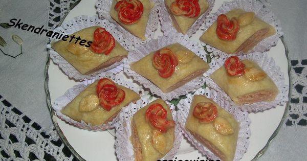 Skendraniat algerian traditional cakes pinterest for Algerian cuisine youtube