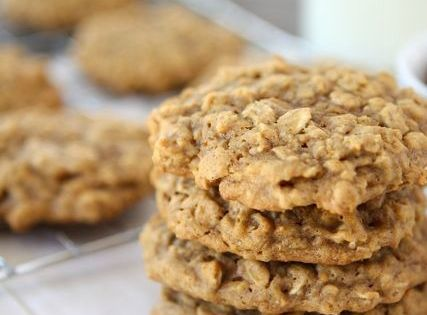 Check out Biscoff Pumpkin Oatmeal Cookies. It's so easy to ...
