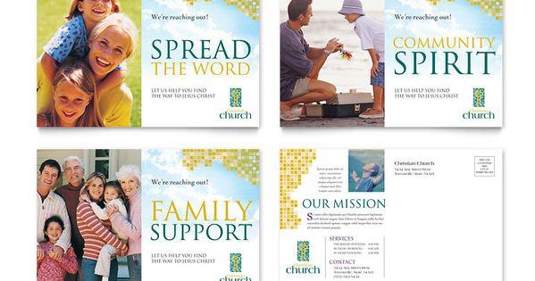Church Postcard Design Ideas   Post Card Ideas | Post Card Ideas | Pinterest
