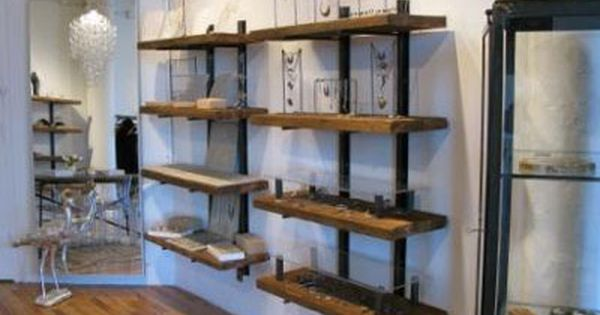 reclaimed wood shelves: elmwood reclaimed timber | happy home