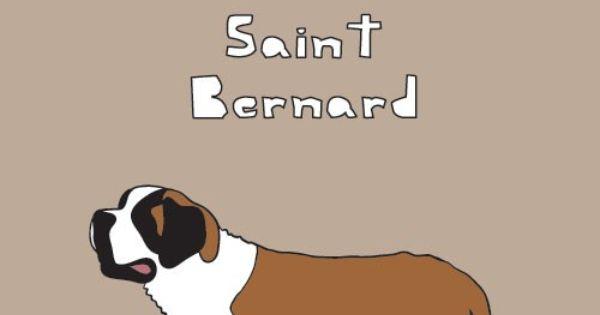 Love my st bernard