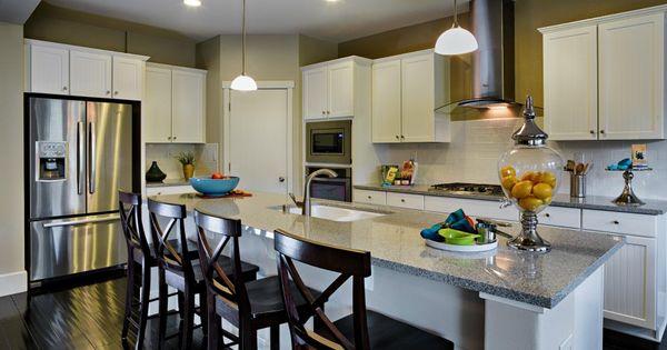 Vantage At Harlan Ranch In Clovis Plan 1 Kitchen Home