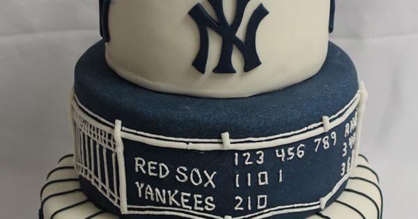 Yanks cake