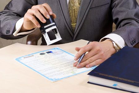 Failure To Proofread Costs Notary Power Of Attorney Birth